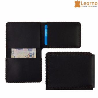 Ví đựng thẻ handmade VD57 - đen