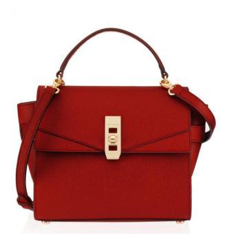 Túi xách tay mini Henri Bendel (Đỏ)
