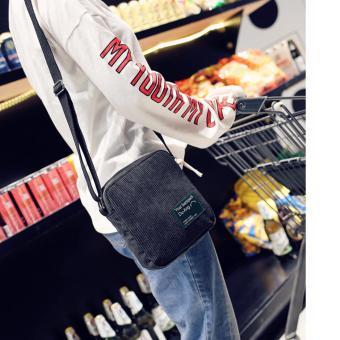 Túi đeo chéo nữ thời trang BTS-IPAD3 (đen)