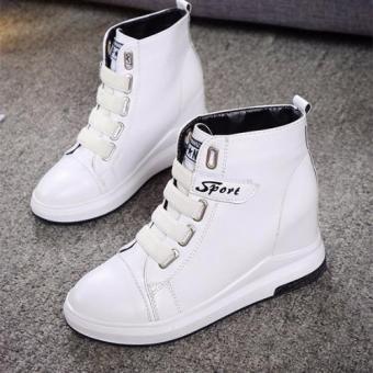 Giày nữ nâng đế phong cách thời trang Hàn Quốc - XS0365