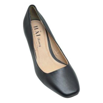 Giày cao gót da bò Hải Nancy B50D