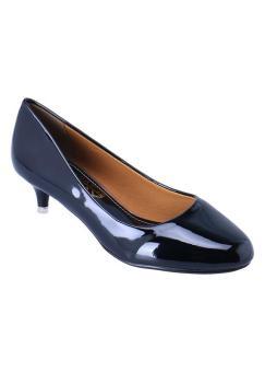 Giày búp bê Sunday 3 cm BB07-Đen
