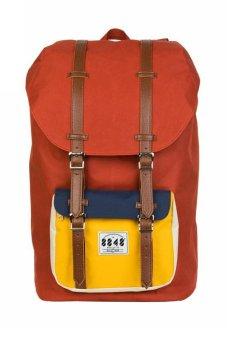 Ba lô thời trang T2NG BLTX004 (Đỏ)