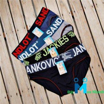 Combo 04 quần lót nam Men Underwear Ms04