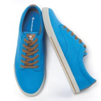 Giày nam thời trang ANANAS 20090 (Xanh biển)