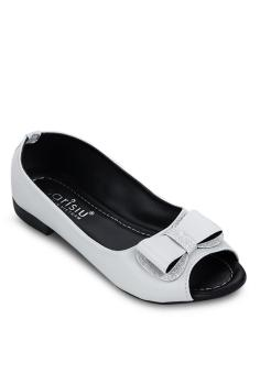 Giày búp bê srs869 màu xám