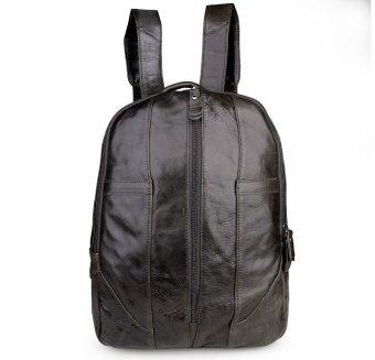 Ba lô da thật KIKI Bags - K22B (Đen)