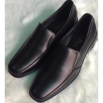 Giày công sở nam, giày lười nam, giày da bò nam, giày da nam thật - Giày Mọi