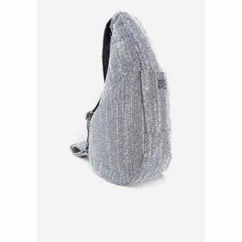 Túi đeo chéo HBB Seasonals-Bag Black/White S