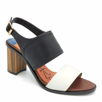 Giày Sandal cao gót Carlo Rino 333040-190-01 (màu trắng)