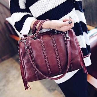 Túi xách thời trang nữ kiểu tua rua HL 158