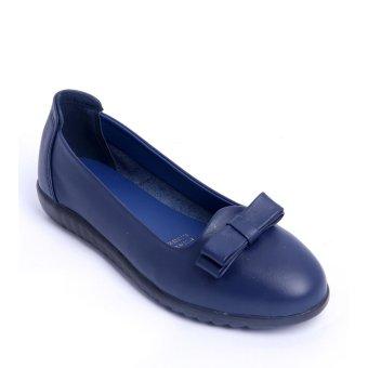 Giày búp bê FA954 - Xanh