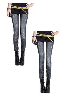 Bộ 2 quần legging Huy Kiệt HK94 (Đen)