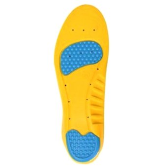 Memory Foam Orthotics Arch Pain Relief Support ShoeS Pads - intl
