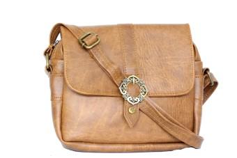 Túi đeo chéo nữ tuibopda.com TBD_75 ( Vàng )