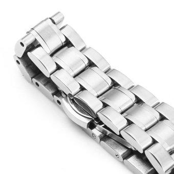GUANQIN Women Calendar Rhinestone Luminous Quartz Watch WHITE - Intl