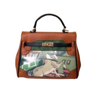 Túi xách thời trang Foxer FX683210