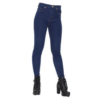 Quần jean trơn dài