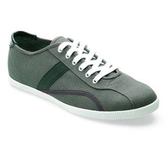 Giày vải nam Aqua Sportswear M124 (Xanh rêu)