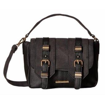 Túi đeo chéo vai nữ đen Rampage Cambridge Crossbody (Mỹ)