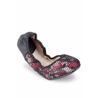 Giày Búp Bê Butterfly Twists Vivienne (Bt01004-066) Đỏ Lính