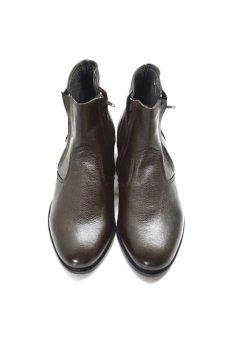Giày boots da 1DKN