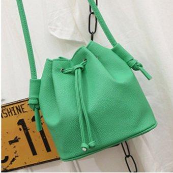 Túi nữ thời trang phong cách Hàn quốc HQ205954 -2 (Xanh)