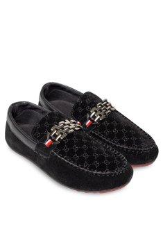 Giày Mọi Thời Trang ZOMA S1072 (Đen)