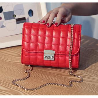 Túi xách nữ thời trang VATO BTS 8 (Đỏ)