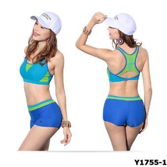 Bộ rời thể thao Yingfa Y1755-1 (xanh)