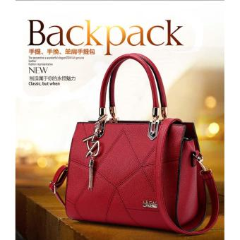 Túi xách thời trang nữ dễ thương TM033 (Đỏ)