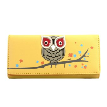 Small Fresh Wallet Yellow
