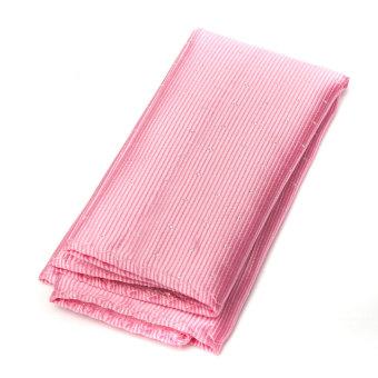 Men Pocket Square Hankerchief Korean Silk Paisley Dot Floral Hanky Wedding Party Style1 - Intl