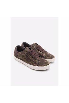 Giày sneakers GEOX J KIWI G. B OLIVE
