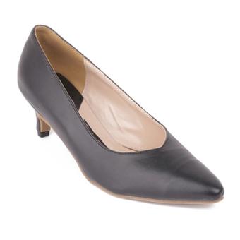 Giày cao gót công sở Dolly & Polly DL404 Dl404 (Đen)
