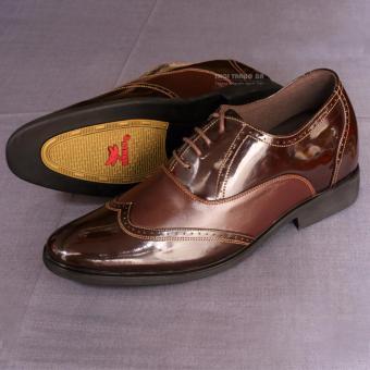 Giày da thật CS20 (Nâu) cung cấp bởi THỜI TRANG DA