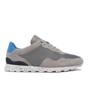 Giày Sneaker nam Clae Hoffman (Cla01289) (Bạc)