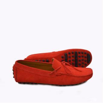 Giầy mọi nam JOURNEY (Size 39 - màu đỏ)