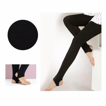 Quần legging nữ vân tăm (giẫm gót)- Lybishop