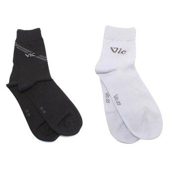 Bộ 2 đôi vớ nam dài VIC VM008