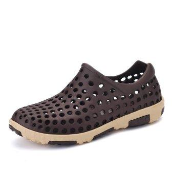 2017 Cheap Summer Men's Casual Sandals Beach Shoes - intl