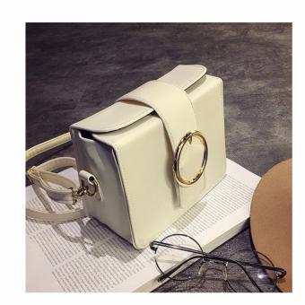 Túi xách thời trang khối vuông Lavan6-BTS(TRANG)