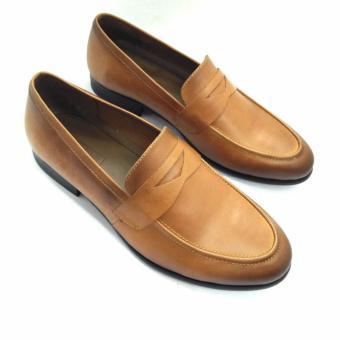 Giày tây da bò thật Hàn Quốc AD310V