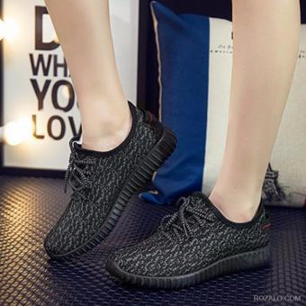 Giày Sneaker thể thao nữ Sportmax SPW905626D - Đen
