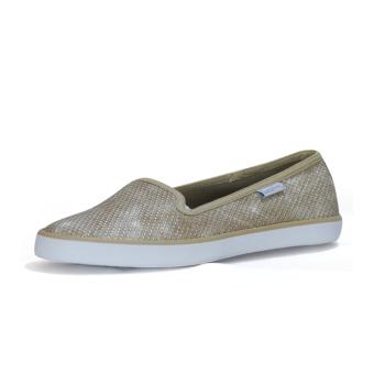 Giày Búp Bê Nữ QuickFree Fashion B160101-004 (Xám chấm bị nổi)