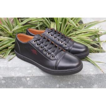 Giày da bò nam TT10 (Đen) cung cấp bởi THỜI TRANG DA