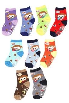 Bộ 9 đôi tất vớ trẻ em từ 5-8 tuổi bé trai SoYoung 9SOCKS 003 5T8 BOY