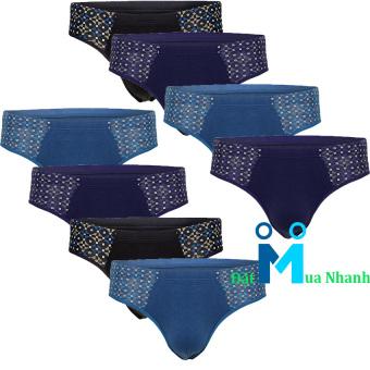 Bộ 8 quần lót nam siêu mịn Body UnderWear - OD06