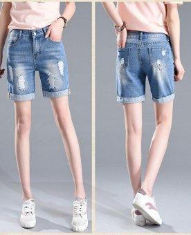 Fashion Ladies Jeans - (Intl) - intl