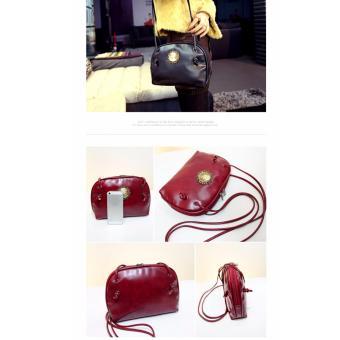 Túi đeo thời trang Hàn Quốc (Đỏ)